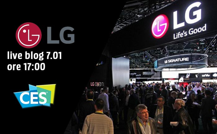 LG live blog | news mediaworld.it