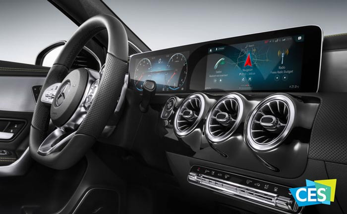 Mercedes MBUX | news mediaworld.it