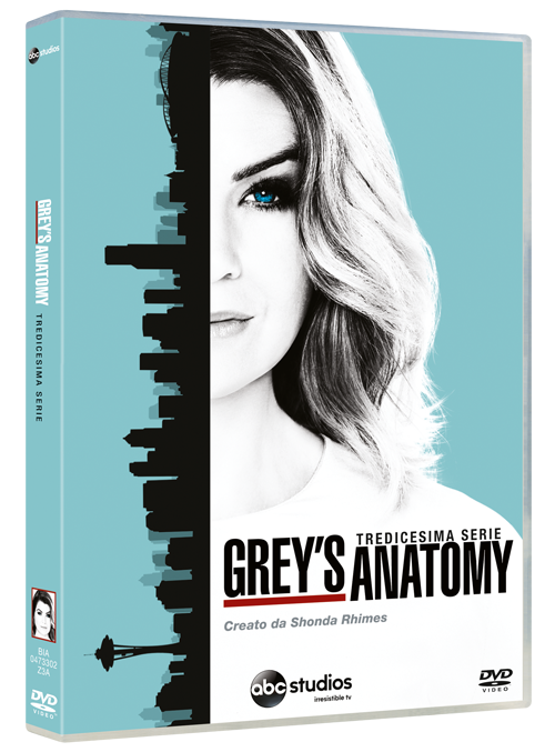 Grey's Anatomy stagione 13 DVD | Magazine mediaworld.it