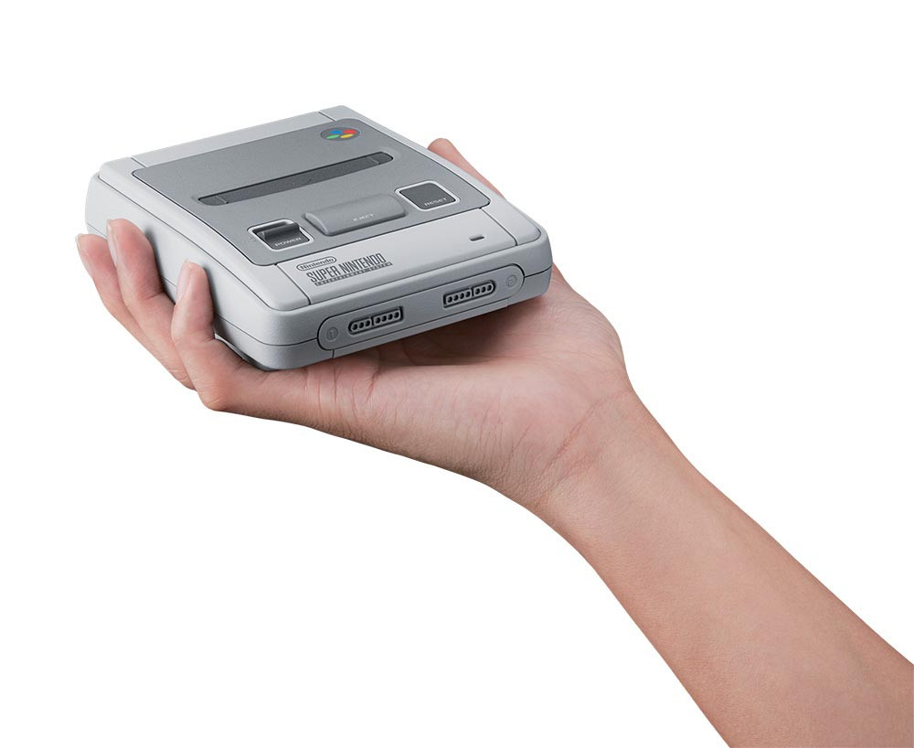nintendo snes | mediaworld.it
