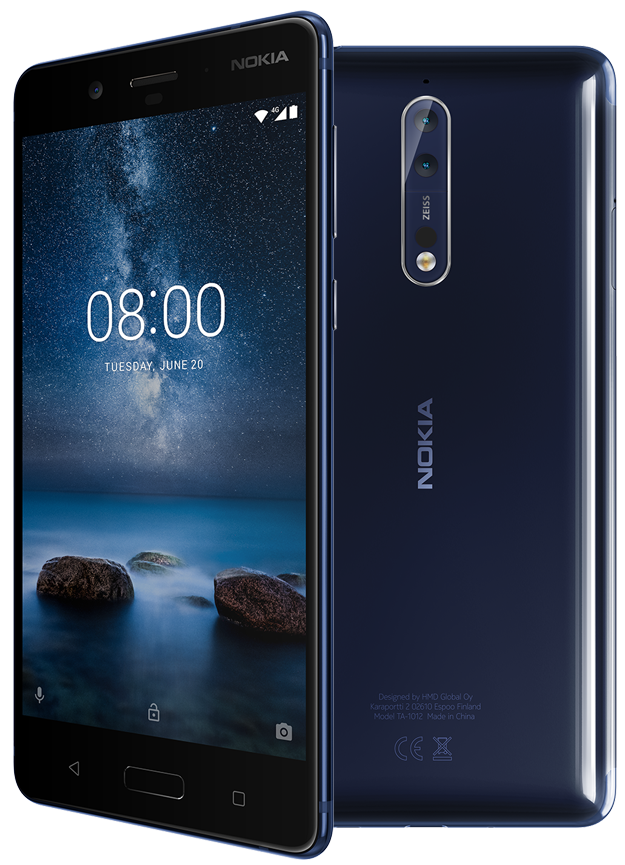 Nokia 8 | mediaworld.it