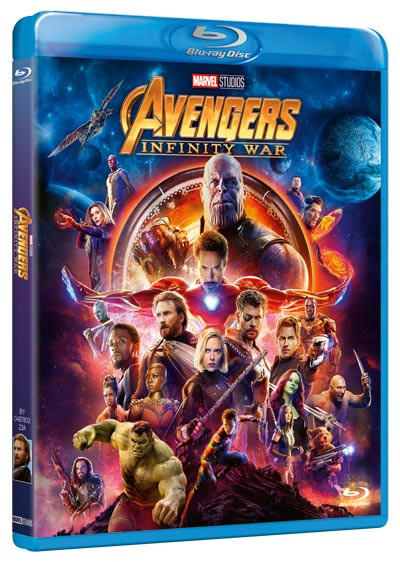 Avengers Infinity War | magazine mediaworld.it