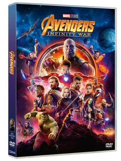 Avengers Inifinity War | magazine mediaworld.it