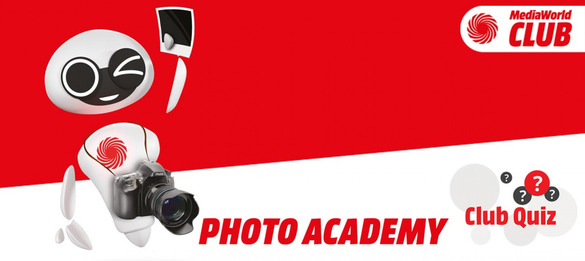 "LE RISPOSTE AL CLUB QUIZ ""photo academy"""