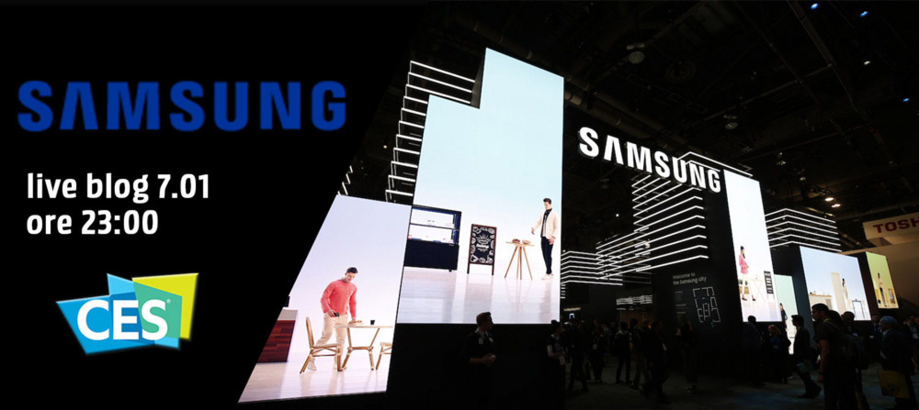 Samsung punta sulla casa smart, connessa e  intelligente