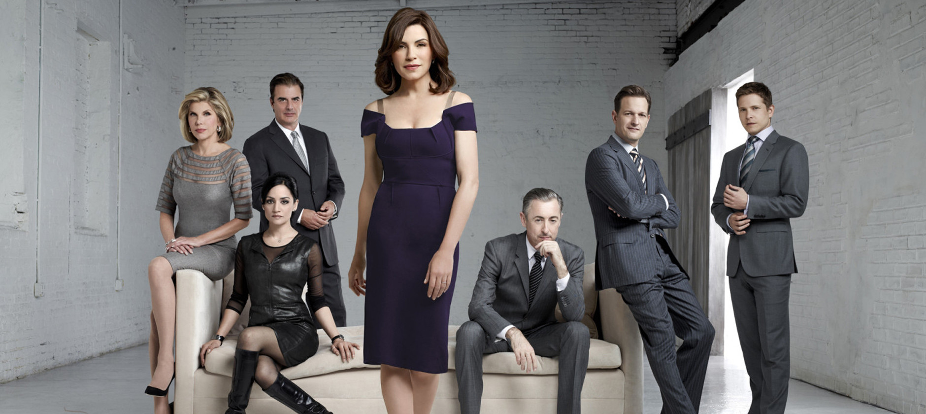 The good wife - La serie completa: un intreccio di questioni legali e politica