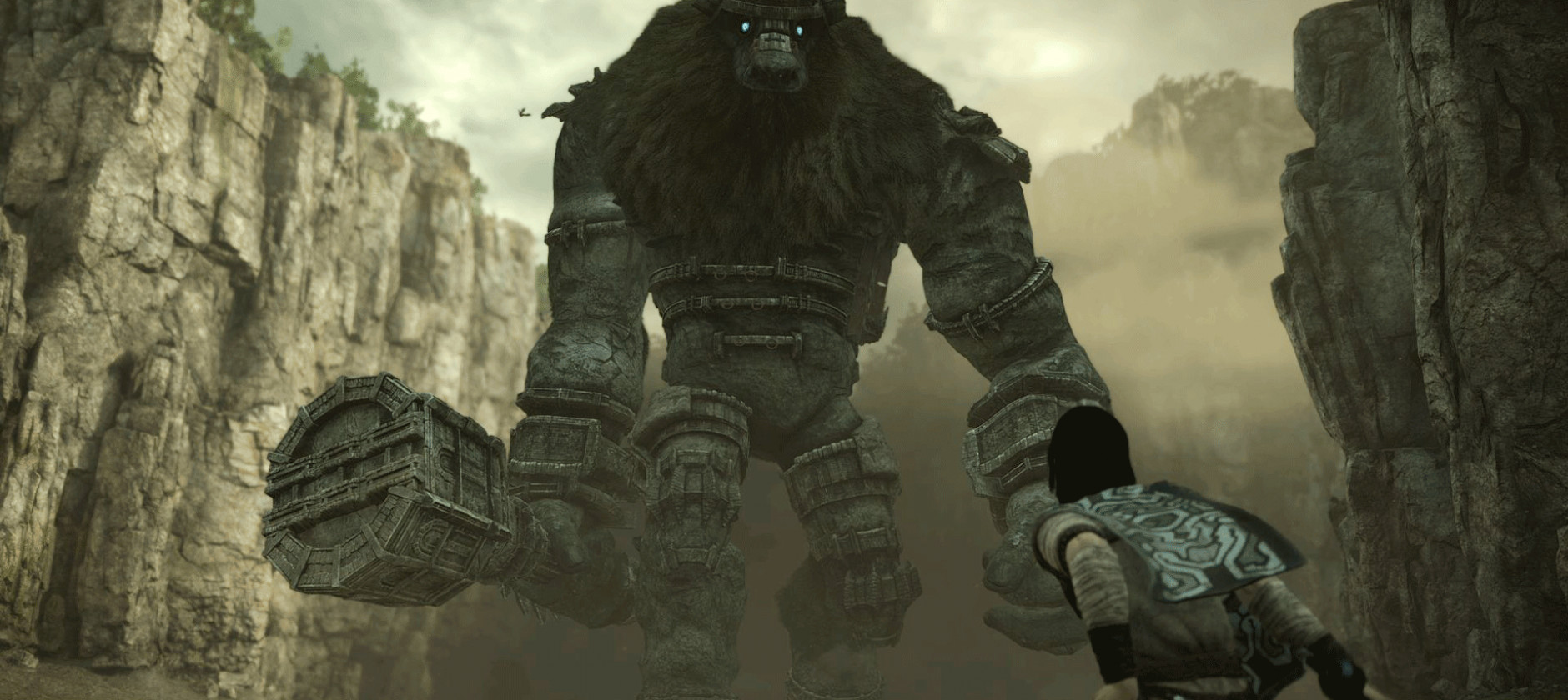 Shadow of the Colossus: un capolavoro PlayStation ricostruito da zero per PS4