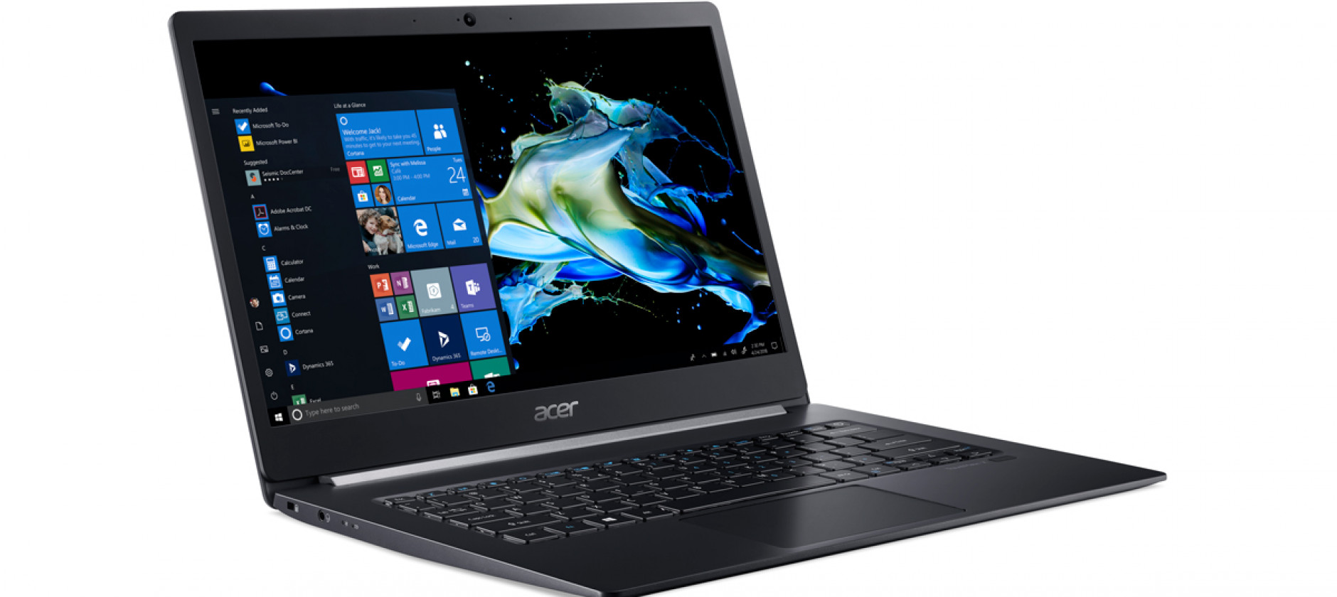 Acer TravelMate X514-51, il notebook ideale in mobilità