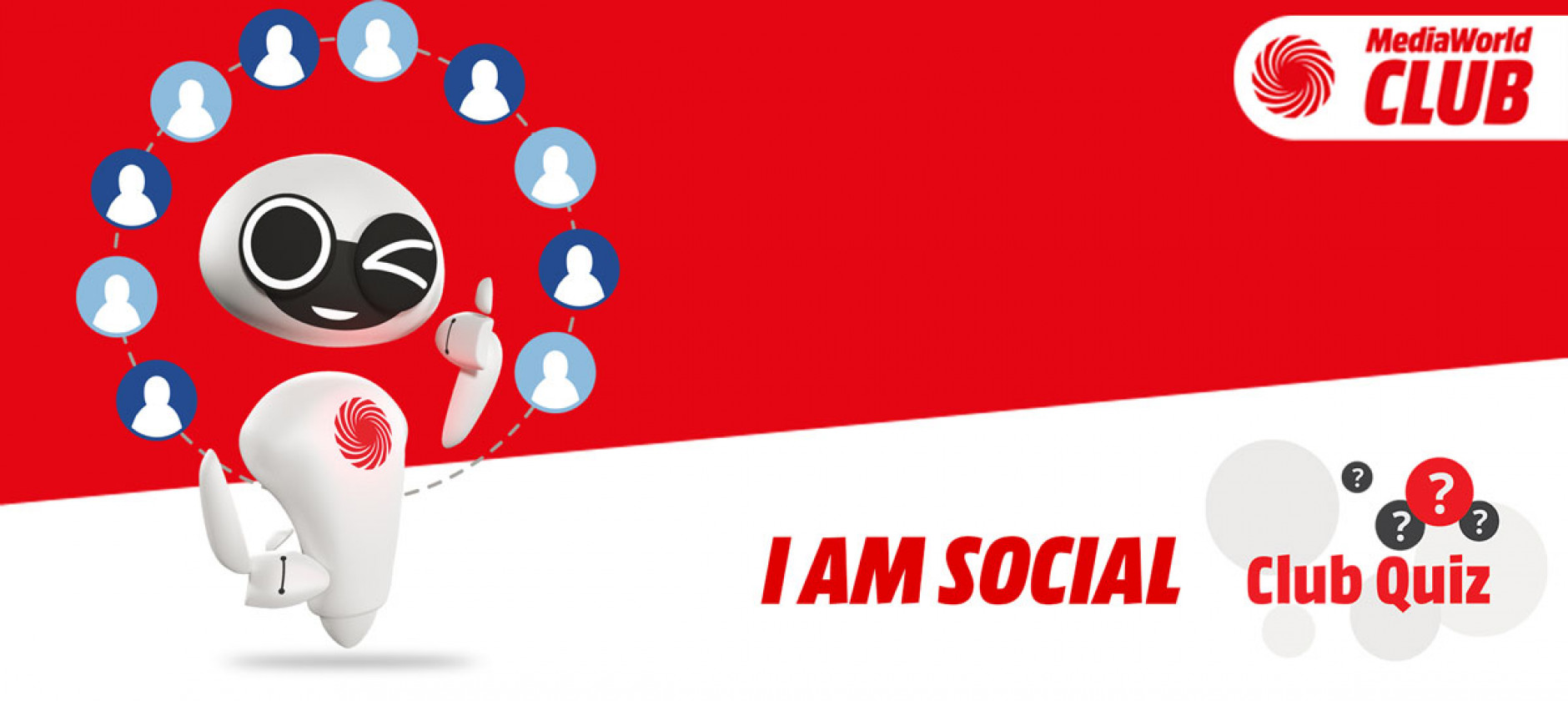 "Le risposte al CLUB Quiz ""I AM SOCIAL"""