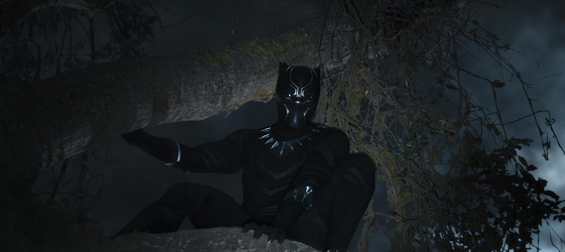 Black Panther - Il guerriero nero