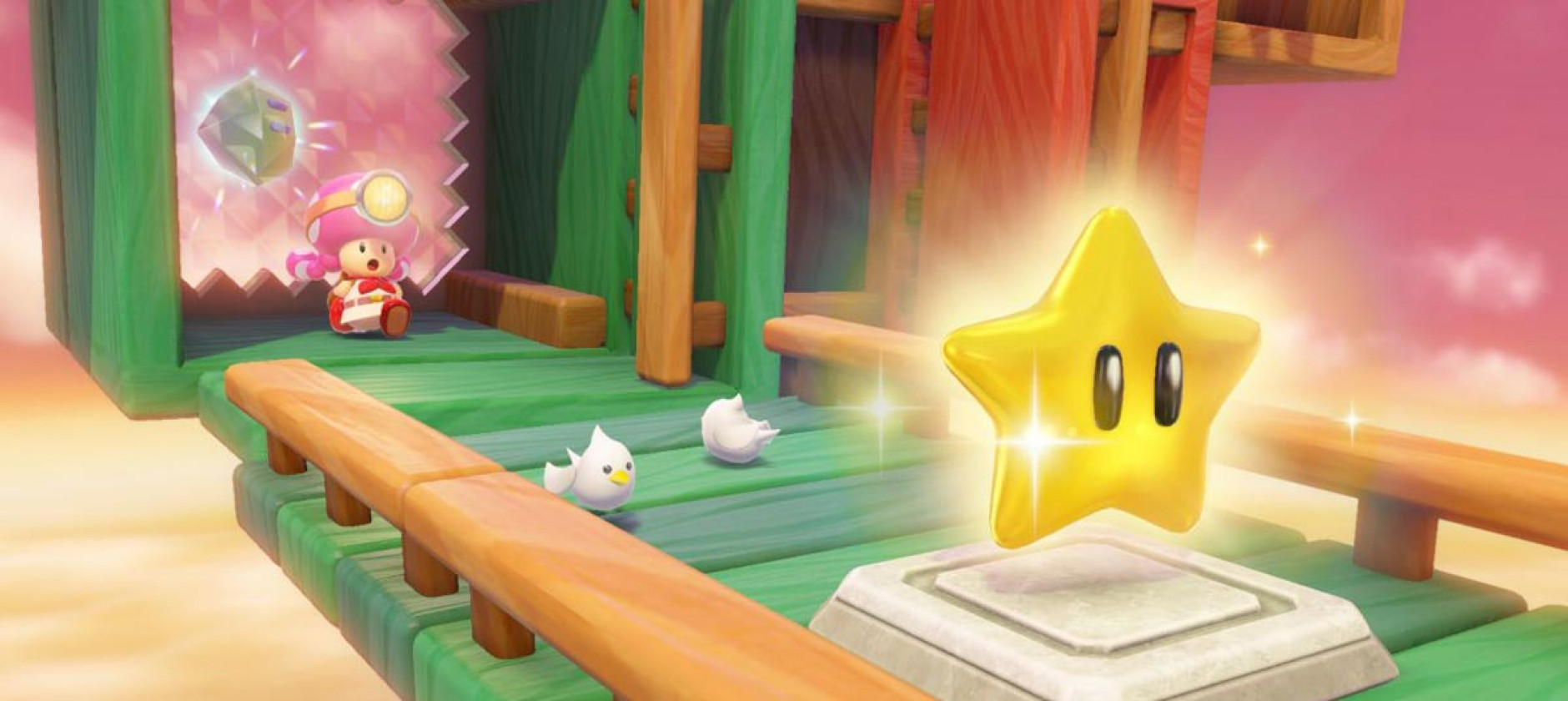 Captain Toad  Treasure Tracker, tanti enigmi da risolvere