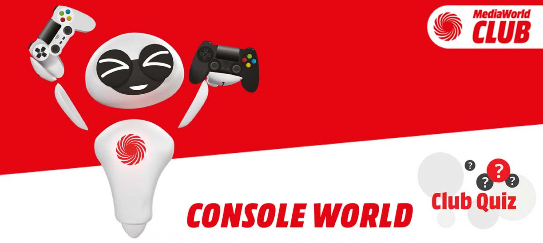 "Le risposte al CLUB Quiz ""Console World"""