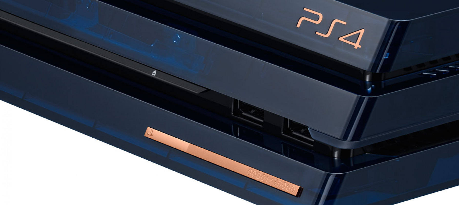 Sony festeggia la PS4 con l'edizione speciale 500 Million Limited Edition