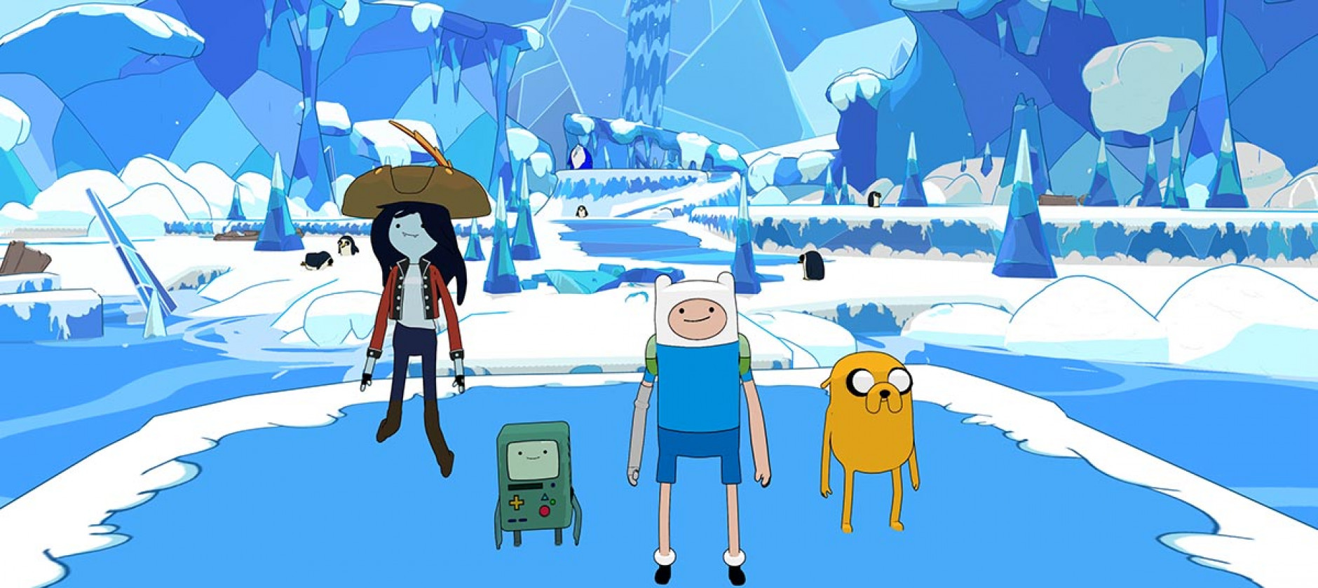 Adventure Time -  I Pirati dell'Enchiridion, bisogna salvare la Terra di Ooo