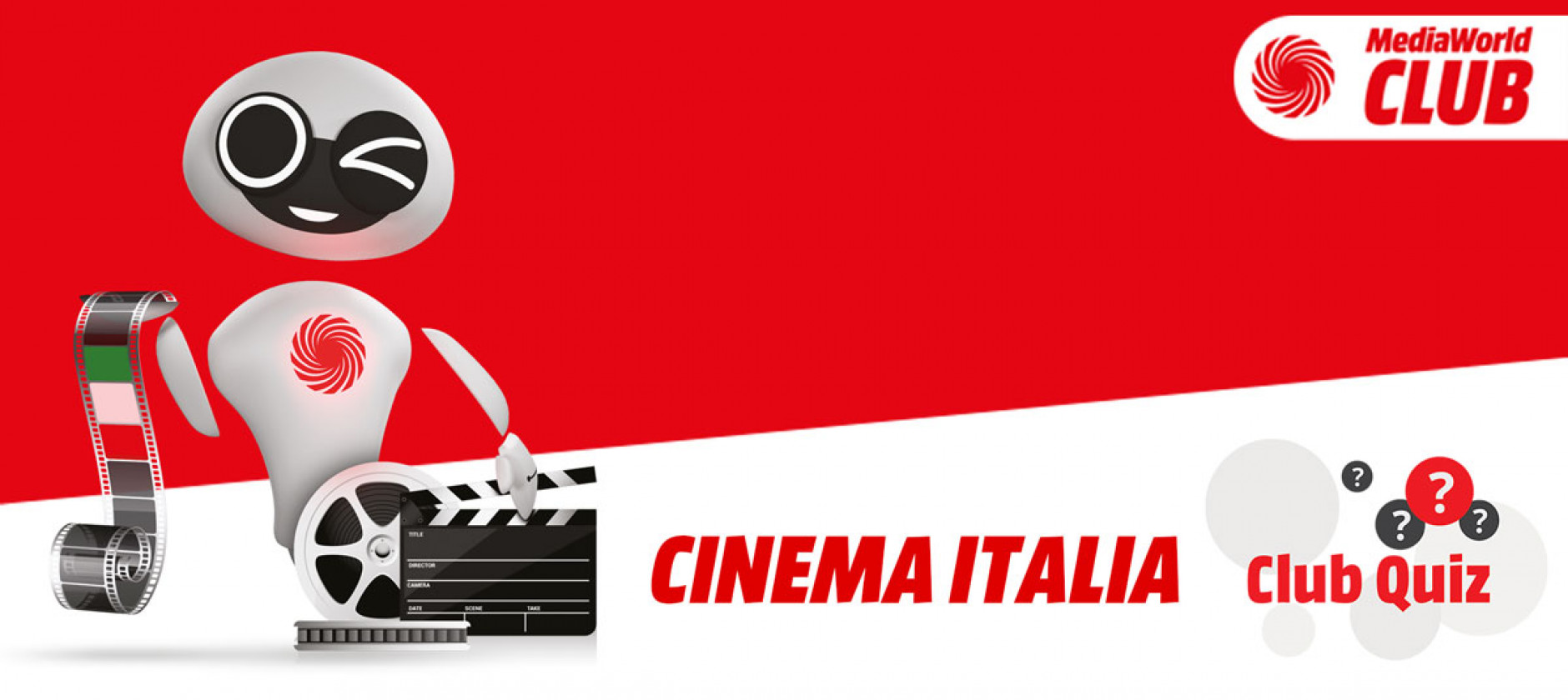 "Le risposte al CLUB Quiz ""CINEMA ITALIA"""