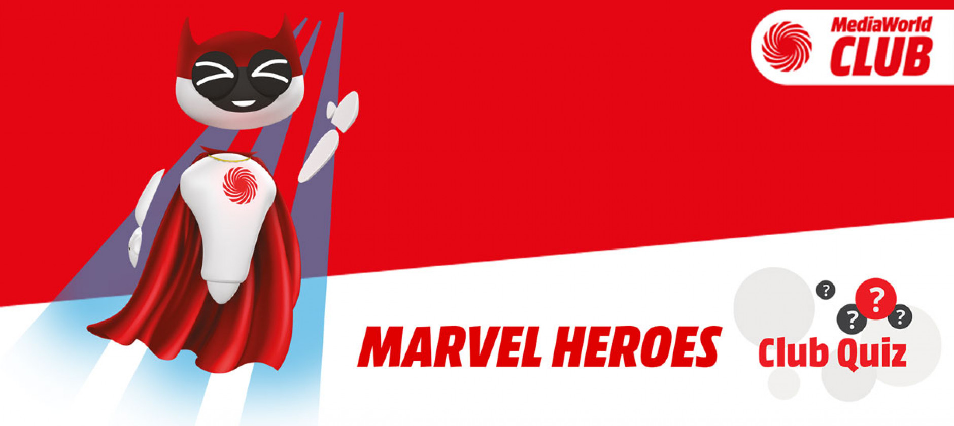 "Le risposte al CLUB Quiz ""MARVEL HEROES"""