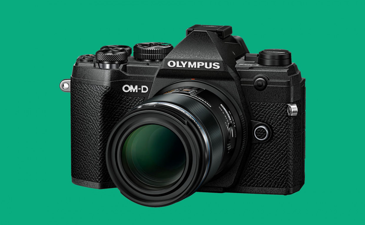 Olympus OM-D E-M5 Mark III è la mirrorless per i creativi dello scatto