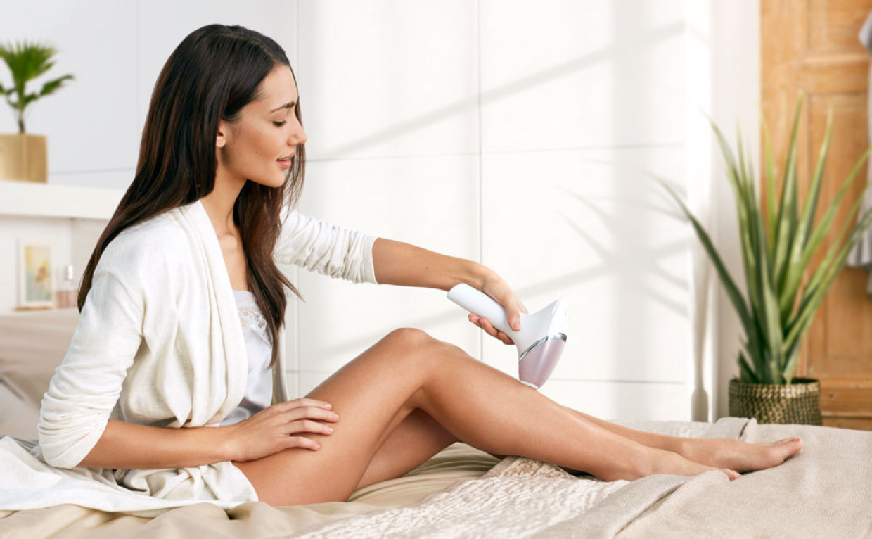 Prepara la tua pelle all'estate con Philips Lumea Prestige