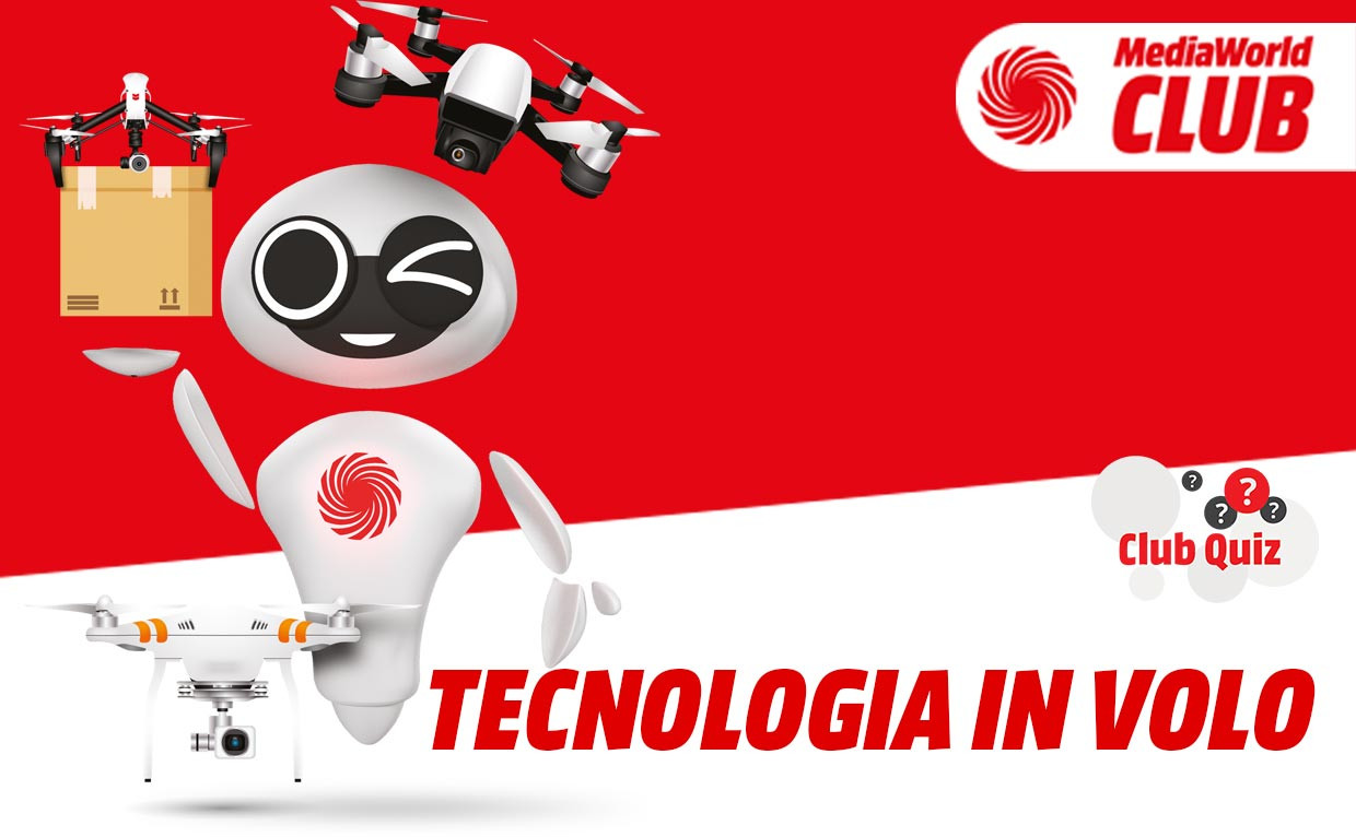 "Le risposte al CLUB Quiz ""TECNOLOGIA IN VOLO"""