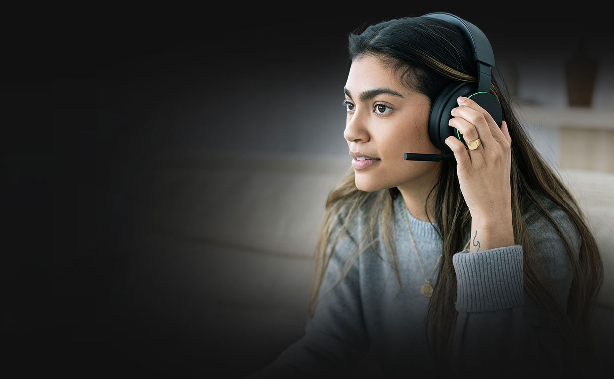 Xbox Wireless Headset, le cuffie gaming senza fili di Microsoft