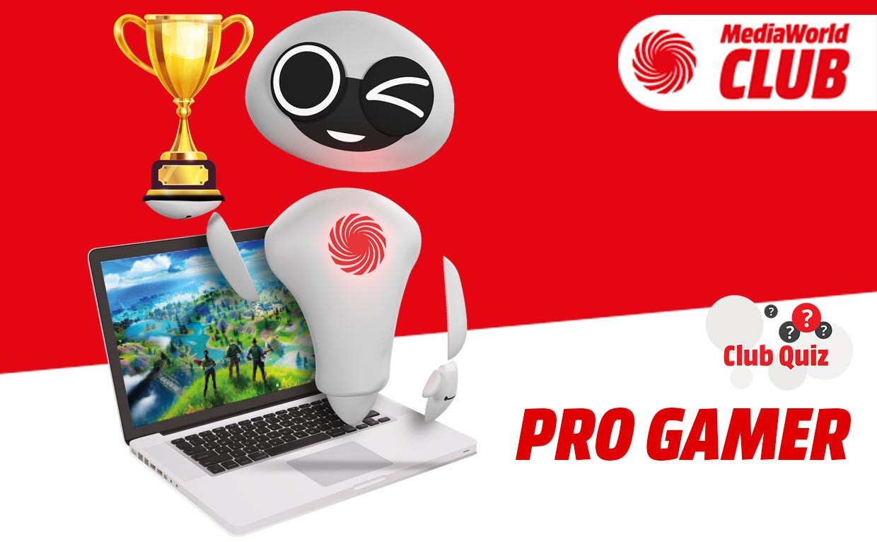 "Le risposte al CLUB Quiz ""PRO GAMER"""