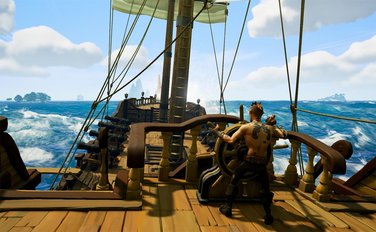 Sea of Thieves: vita da pirata